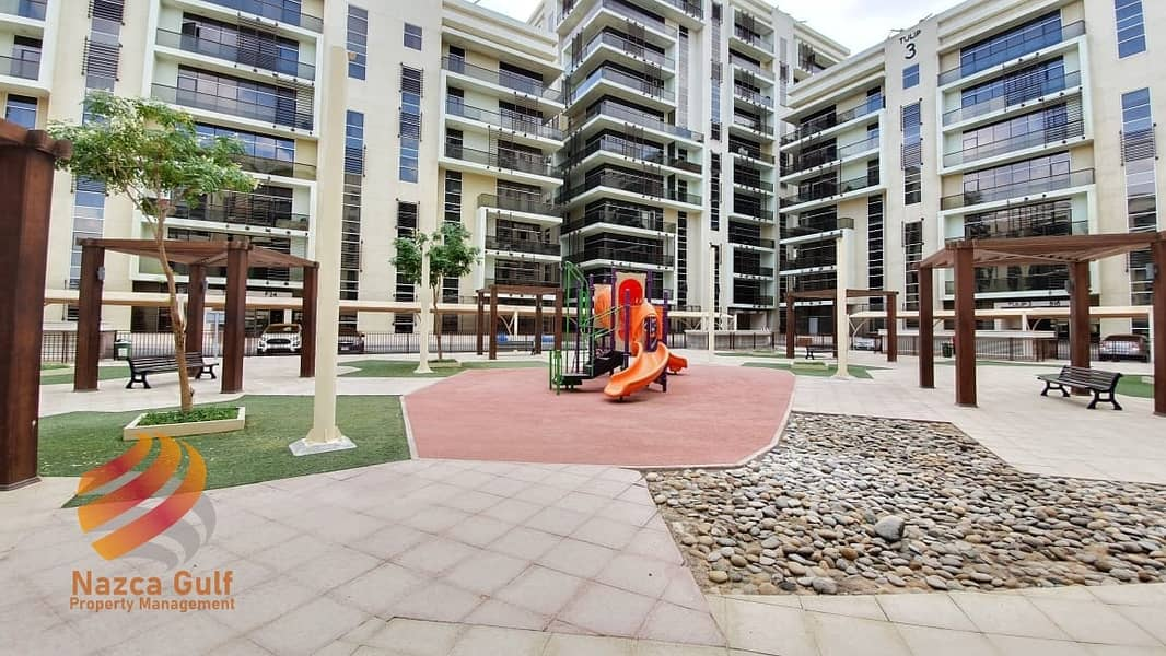 18 Resort Style Living for 3 BR Flat with 2 Parking