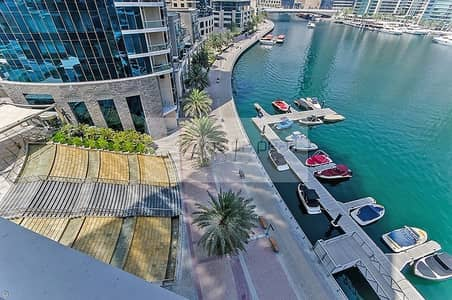 2 Bedroom Flat for Sale in Dubai Marina, Dubai - Best Layout |Full Marina View|Furnished| Exclusive