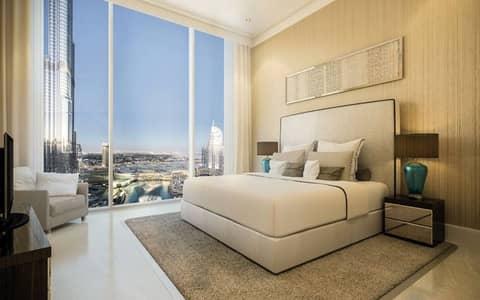 شقة 2 غرفة نوم للبيع في وسط مدينة دبي، دبي - Off-plan | 2 bed | Mid-floor | Handover July 2021
