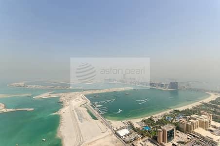 شقة 3 غرف نوم للايجار في دبي مارينا، دبي - Spacious 3 BR w/ Balcony | Vacant Now | Sea View