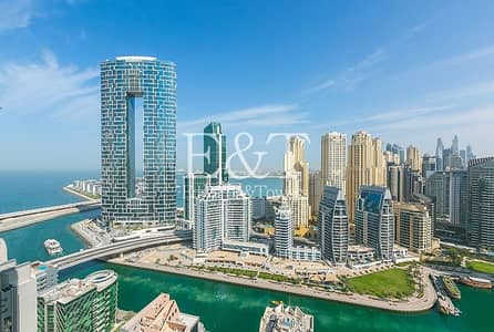 Studio for Rent in Dubai Marina, Dubai - Luxury Furnished | All Bills Included | End March