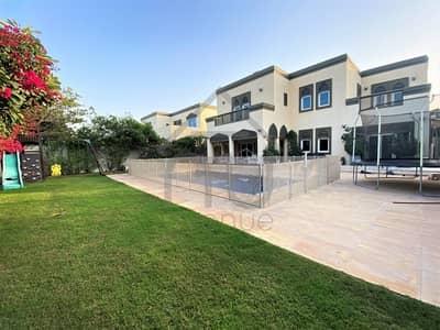 5 Bedroom Villa for Sale in Jumeirah Park, Dubai - Exclusive Private 5 Bed   Desirable Single Row