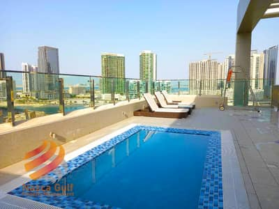 3 Bedroom Apartment for Rent in Al Reem Island, Abu Dhabi - No Commission for 3 BR Flat with Furnished Kitchen