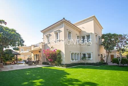 4 Bedroom Villa for Sale in Arabian Ranches, Dubai - 4 bedrooms house in Alvorada with private pool
