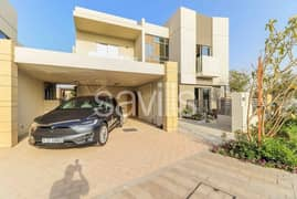 Brand new 4 bed villa in Lilac Al Zahia
