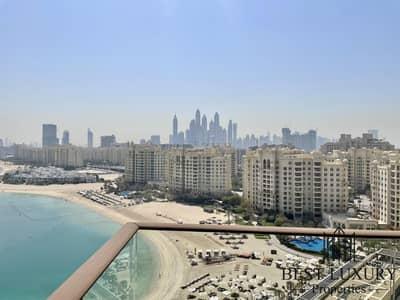 2 Bedroom Apartment for Rent in Palm Jumeirah, Dubai - Spacious 2 B + S | Best Unit | Amazing View