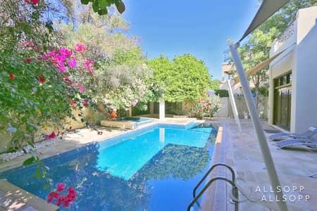 6 Bedroom Villa for Sale in Al Barari, Dubai - Corner Plot | 6 Bed | B Type | Immaculate