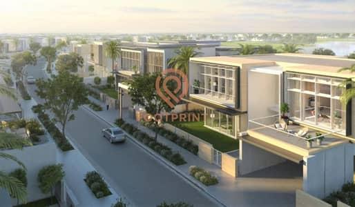 فیلا 4 غرف نوم للبيع في دبي هيلز استيت، دبي - Stunning Golf View | Luxury Villas | 5 Years Payment Plan
