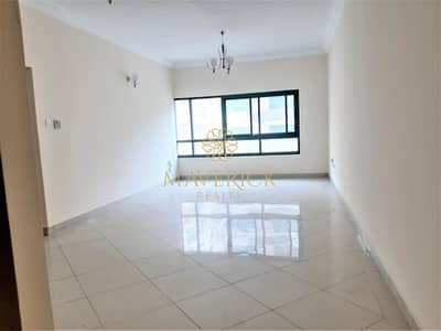 3 Bedroom Apartment for Rent in Al Taawun, Sharjah - Spacious 3BHK + Balcony | Prime Location | 6 Cheqs