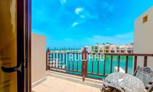 فیلا 1 غرفة نوم للبيع في منتجع ذا كوف روتانا، رأس الخيمة - Luxurious Residence | Sea View | Private Pool