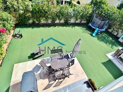 فیلا 5 غرف نوم للايجار في السهول، دبي - Upgraded - Type 10 - Meadows 2