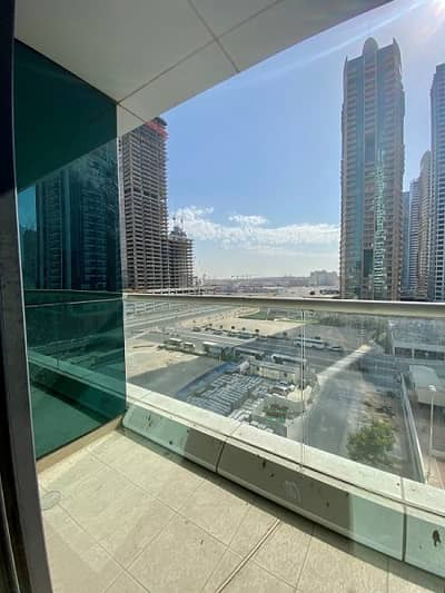 Studio for Rent in Jumeirah Lake Towers (JLT), Dubai - Vacant Studio I With Separate Kitchen and Balcony