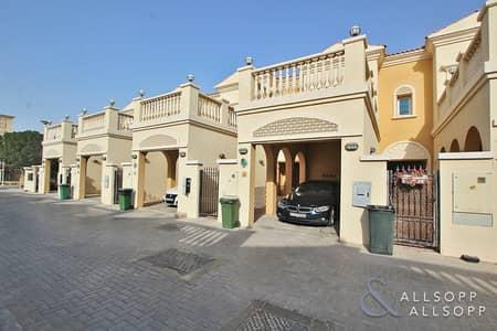 تاون هاوس 1 غرفة نوم للايجار في مثلث قرية الجميرا (JVT)، دبي - 1 Bedroom | Single Row | No Construction