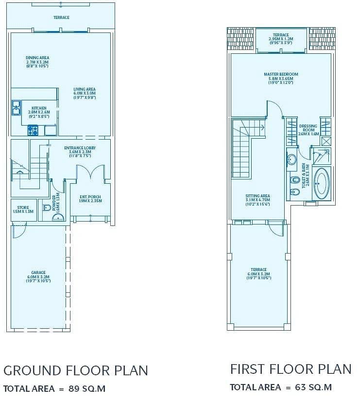 10 1 Bedroom   Single Row   No Construction