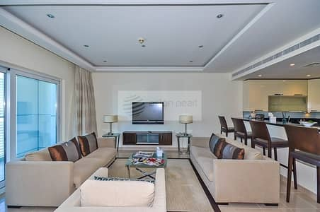 3 Bedroom Hotel Apartment for Rent in Jumeirah Lake Towers (JLT), Dubai - Fully Furnished  | Beautiful | 3 Bedroom Hotel Apt