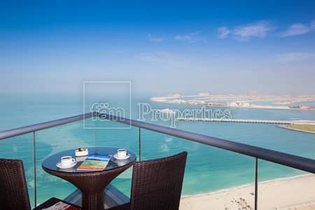 4 Bedroom Hotel Apartment for Rent in Jumeirah Beach Residence (JBR), Dubai - All Inclusive I Serviced Apartment I Amazing Views