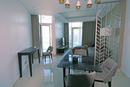 2 Bedroom Flat for Rent in Business Bay, Dubai - Furnished | Canal View | 5 min to metro