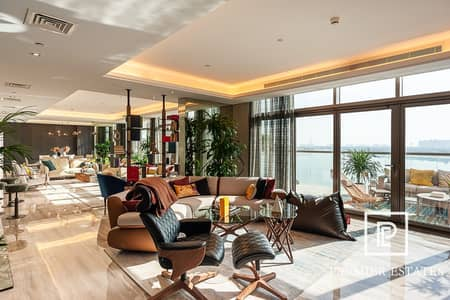 3 Bedroom Villa for Sale in Palm Jumeirah, Dubai - Luxurious Penthouse on the Palm with spectacular View
