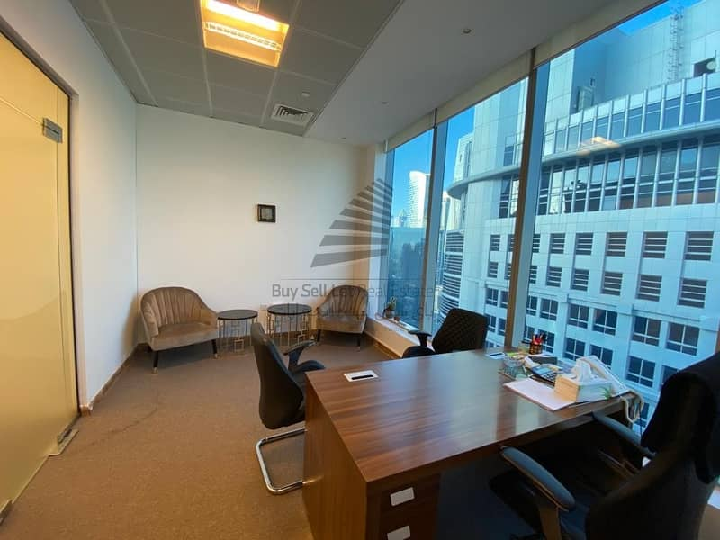 Fully  Furnished | Canal View office