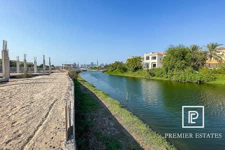 Plot for Sale in Jumeirah Park, Dubai - Semi Circle|G+2 Plot|Marina Skyline View|No Commission