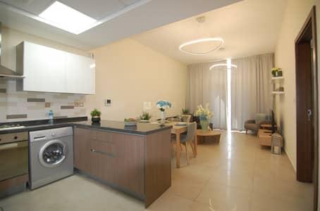 شقة 1 غرفة نوم للبيع في الفرجان، دبي - Priced to Sell | Pay 80k Now | Exclusive Unit