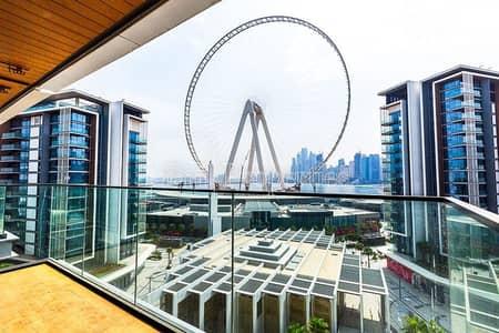1 Bedroom Flat for Sale in Bluewaters Island, Dubai - Distress Deal   Ain Dubai View   No Balcony