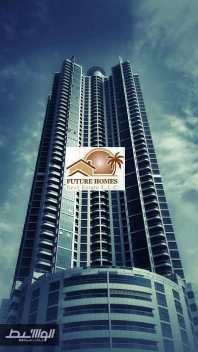 One Bedroom Flat For Rent In Corniche Tower