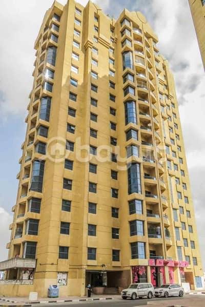شقة في أبراج الخور عجمان وسط المدينة 3 غرف 37000 درهم - 5033442
