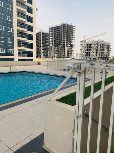 استوديو  للايجار في مدينة دبي الرياضية، دبي - Sport City | Royal Residence 1 | Well Maintain Studio without Balcony | For Rent | Ready to move-in