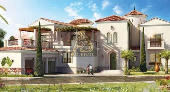 فیلا 6 غرفة نوم للبيع في عقارات جميرا للجولف، دبي - Spanish Styled Villa  Ready 5BR Luxury Villa for sale in Jumeirah Golf Estate