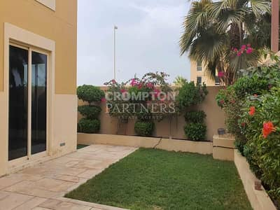 3 Bedroom Villa for Rent in Al Raha Gardens, Abu Dhabi - Luxurious Type 8 Townhouse|Balcony|Study|Garden