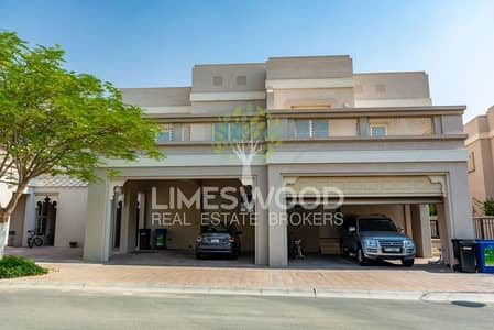 3 Bedroom Villa for Sale in Dubai Silicon Oasis, Dubai - Bright and Excellent | 3 BR Arabic | Close to Pool