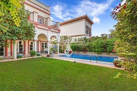 4 Bedroom Villa for Rent in The Villa, Dubai - 4BR+S+M | Private Pool | Near Parks