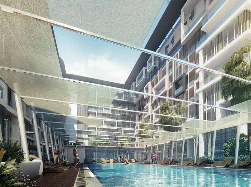 Own 2 Bedroom Duplex In Masdar | Hot Offer | Cash Price