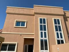 new two-story villa, central  air-conditioner, in Al-Jazzat