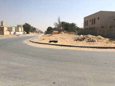 Plot for Sale in Al Yasmeen, Ajman - An excellent opportunity to own land in exchange for Rahmaniyah in Sharjah, free ownership for all nationalities, near services, easy entrances and exits