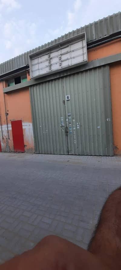 Warehouse for Rent in Al Jurf, Ajman - 2000 Sqft Warehouse for rent In Jurf