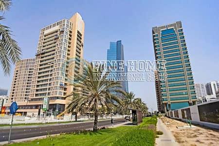 Building for Sale in Al Khalidiyah, Abu Dhabi - Building 5 Floors including 8 Shops | 20 Apt