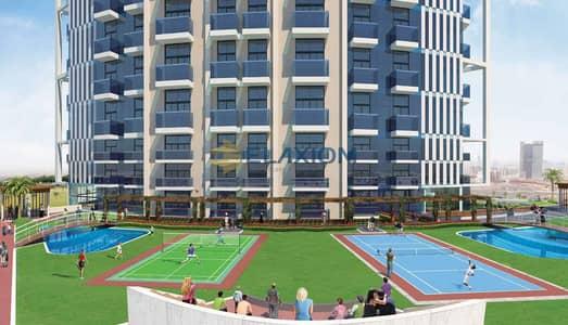 فلیٹ 2 غرفة نوم للبيع في البرشاء، دبي - 2 Bedroom at Arjan Miracle Garden View MLZ-F04-0410