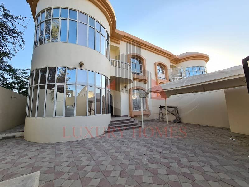 Private Entrance and Yard Near Al Ain Sports Club