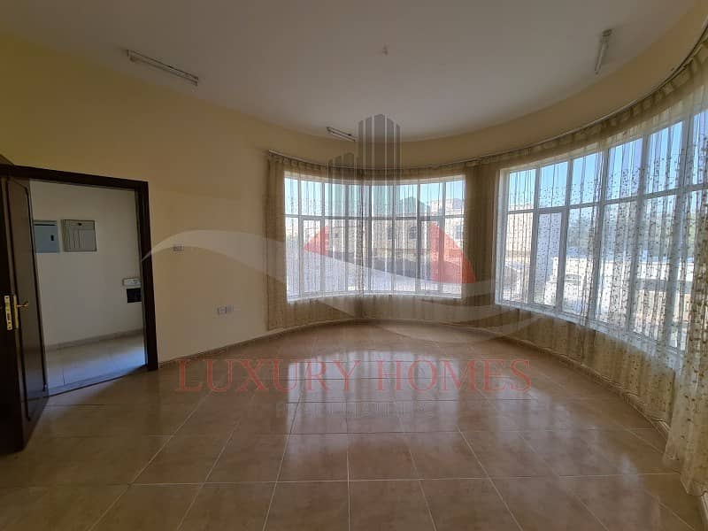 2 Private Entrance and Yard Near Al Ain Sports Club