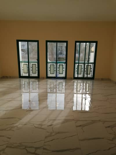 3 Bedroom Flat for Rent in Al Bateen, Abu Dhabi - Lavish Renovated 3BHK inside villa available for 80k in 2 Payments with free parking space in Al Bateen area