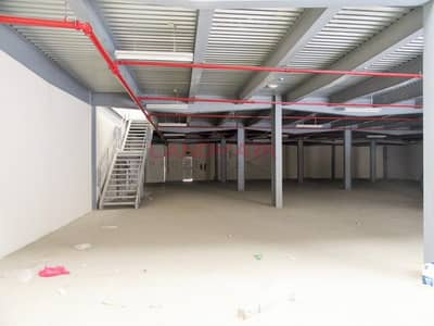 Warehouse for Sale in Jebel Ali, Dubai - Independent Warehouse | Only Ground | Power 64 kW