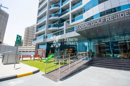 3 Bedroom Flat for Sale in Dubai Sports City, Dubai - Upgraded Kitchen | High Floor | Canal View