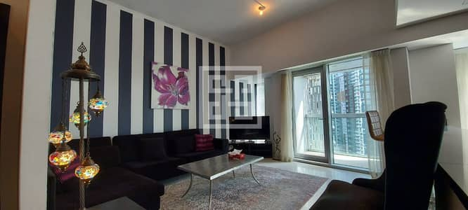 2 Bedroom Flat for Rent in Dubai Marina, Dubai - MARINA VIEW |LAVISH  FURNISHED  2BEDPLUS LAUDRY |