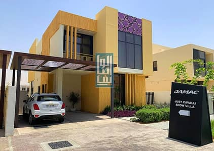 3 Bedroom Villa for Sale in Akoya Oxygen, Dubai - The great  offer is exempt from 100% registration fee.