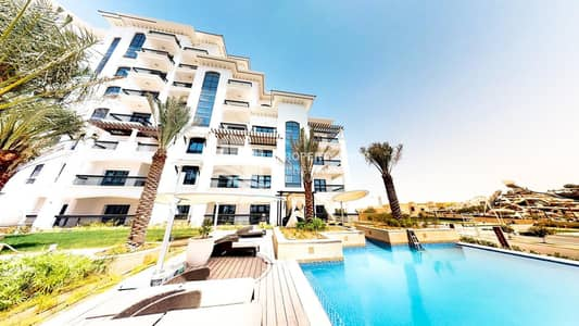 3 Bedroom Flat for Sale in Yas Island, Abu Dhabi - Community & Facilities View | 2 Balconies | Move In