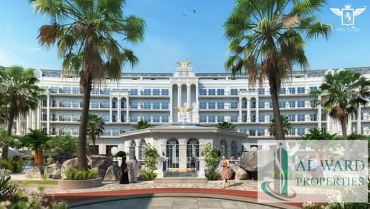 فلیٹ 1 غرفة نوم للبيع في أرجان، دبي - Premium Luxury | Boutique Apartments| Bringing Classical architecture of the Roman Era to life