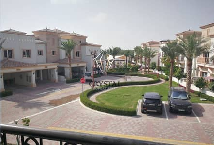 3 Bedroom Townhouse for Sale in Jumeirah Golf Estate, Dubai - Exclusive 3BR  with Maids Room in Redwood Park