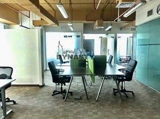 Furnished Office | Prime Location | 2 Parking Spaces